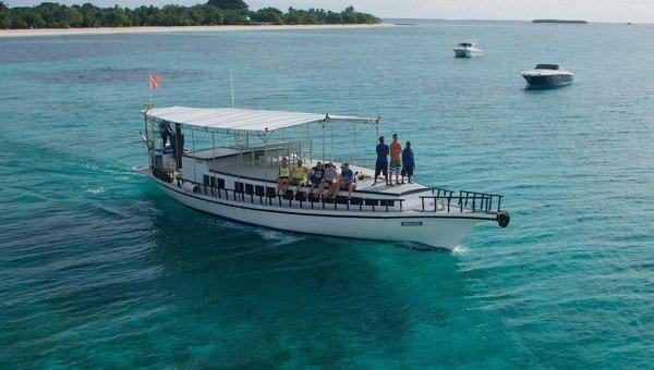 Maldives Scuba Diving Excursions