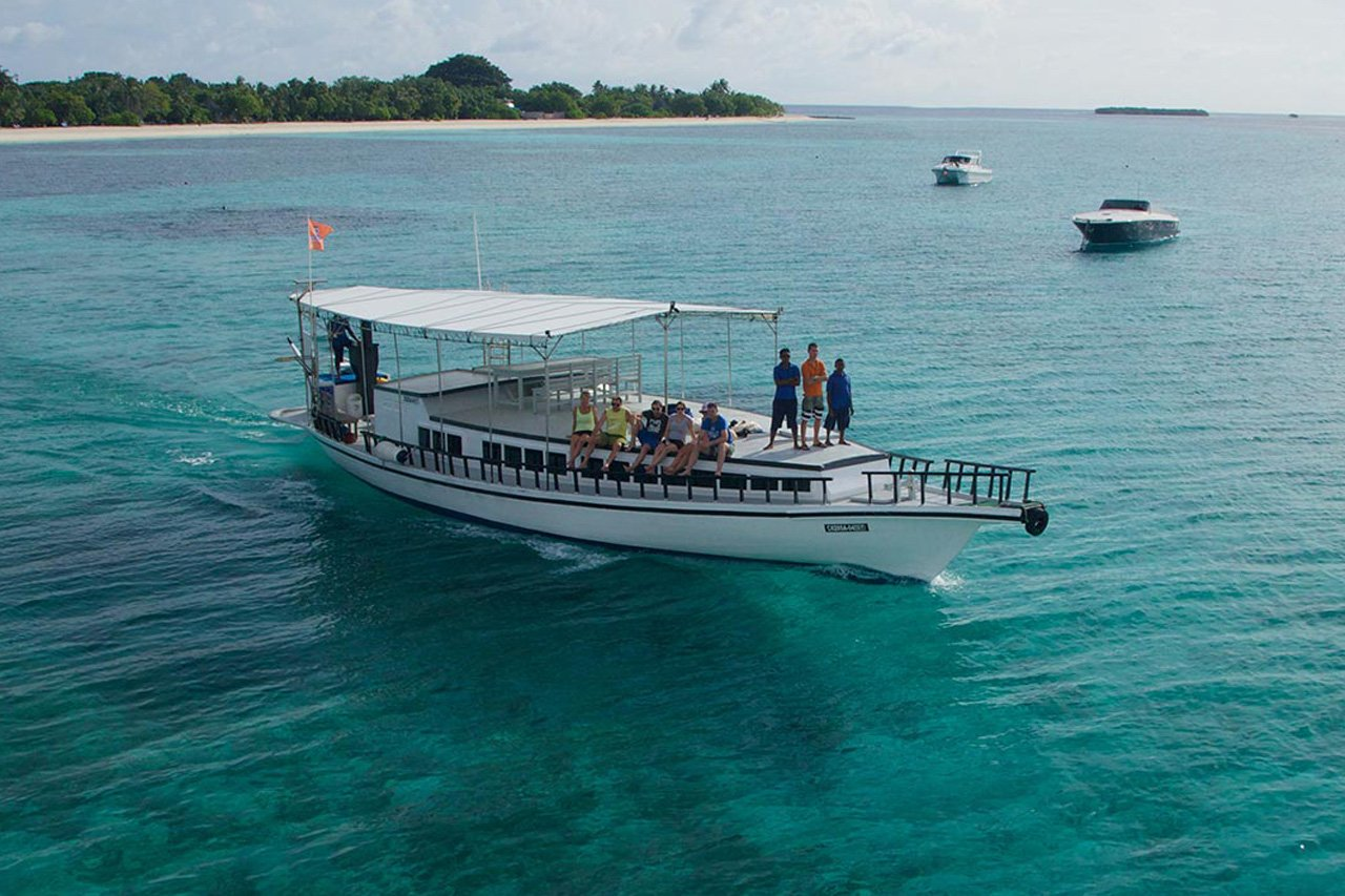 Maldives Scuba Diving Excursions