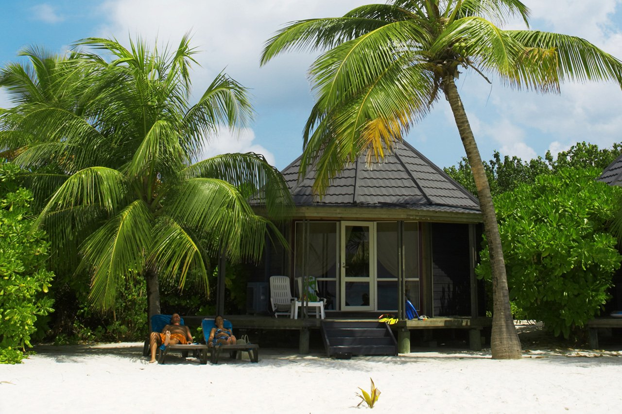 Maldives Scuba Diving Kuredu Accommodation
