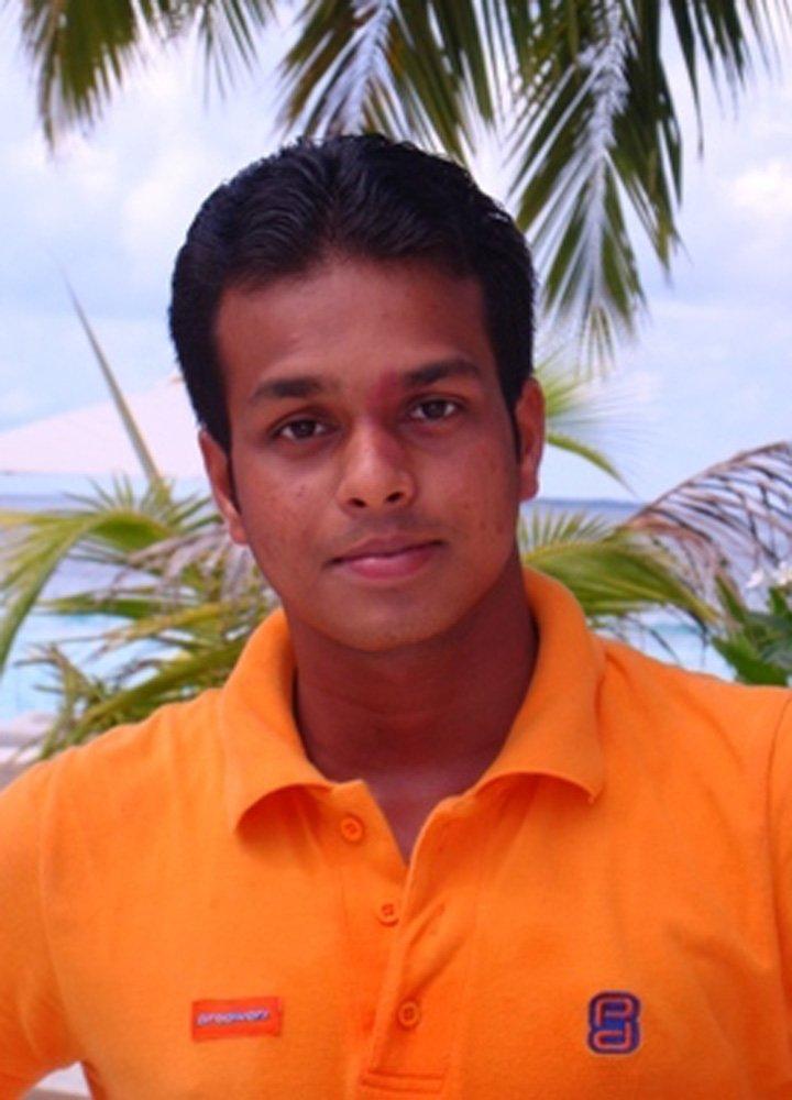 Raju Howlader Maldives Vakarufalhi