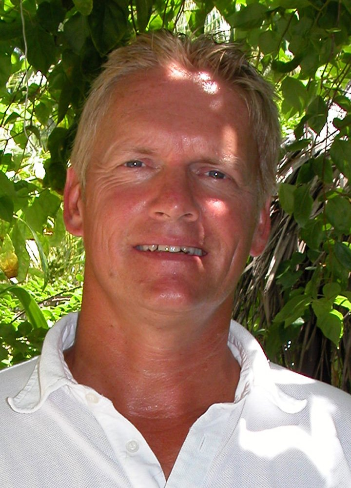 Staffan Hansson Manager Maldives Diving
