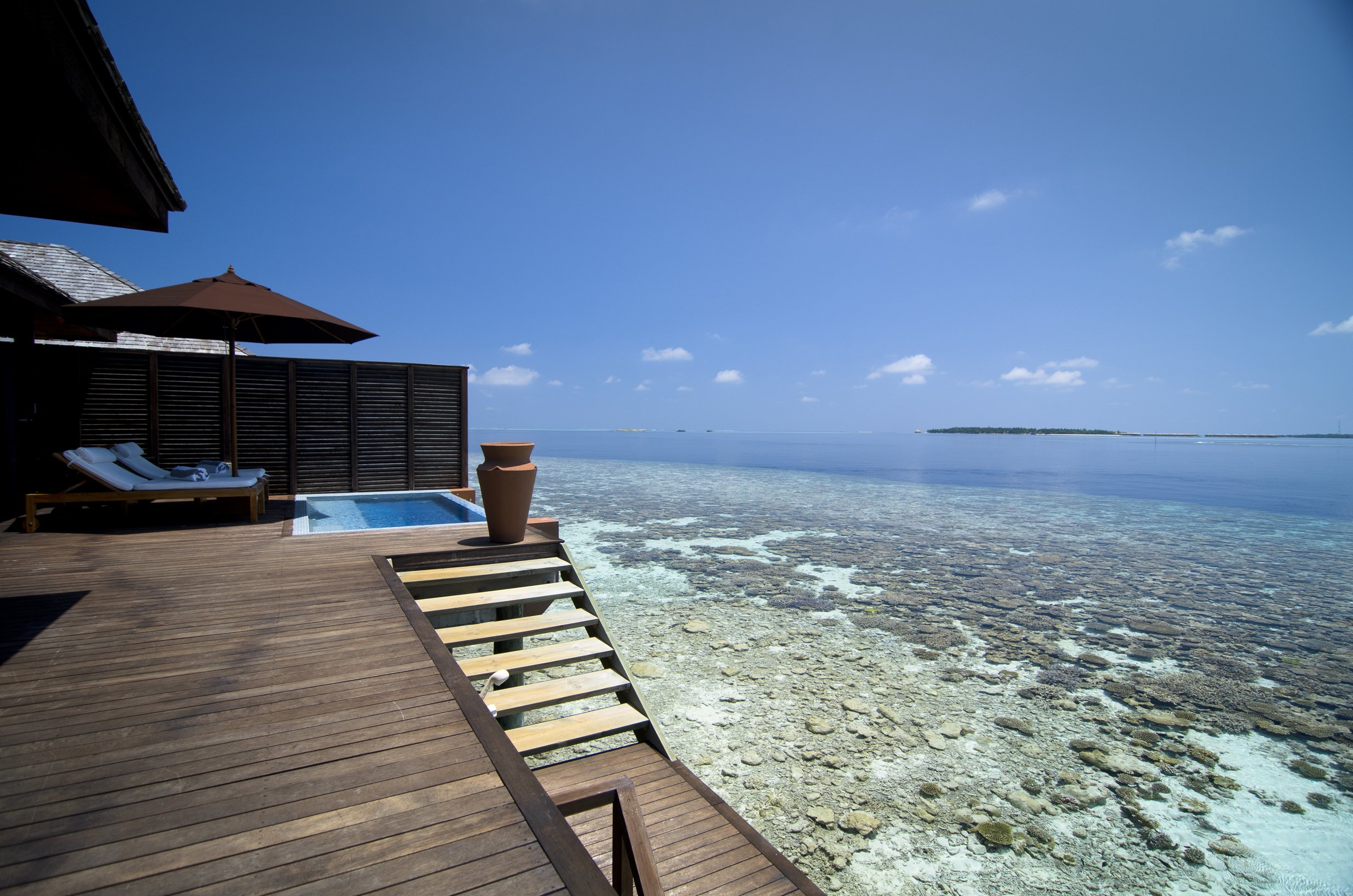 Water Villa Lily Beach Maldives