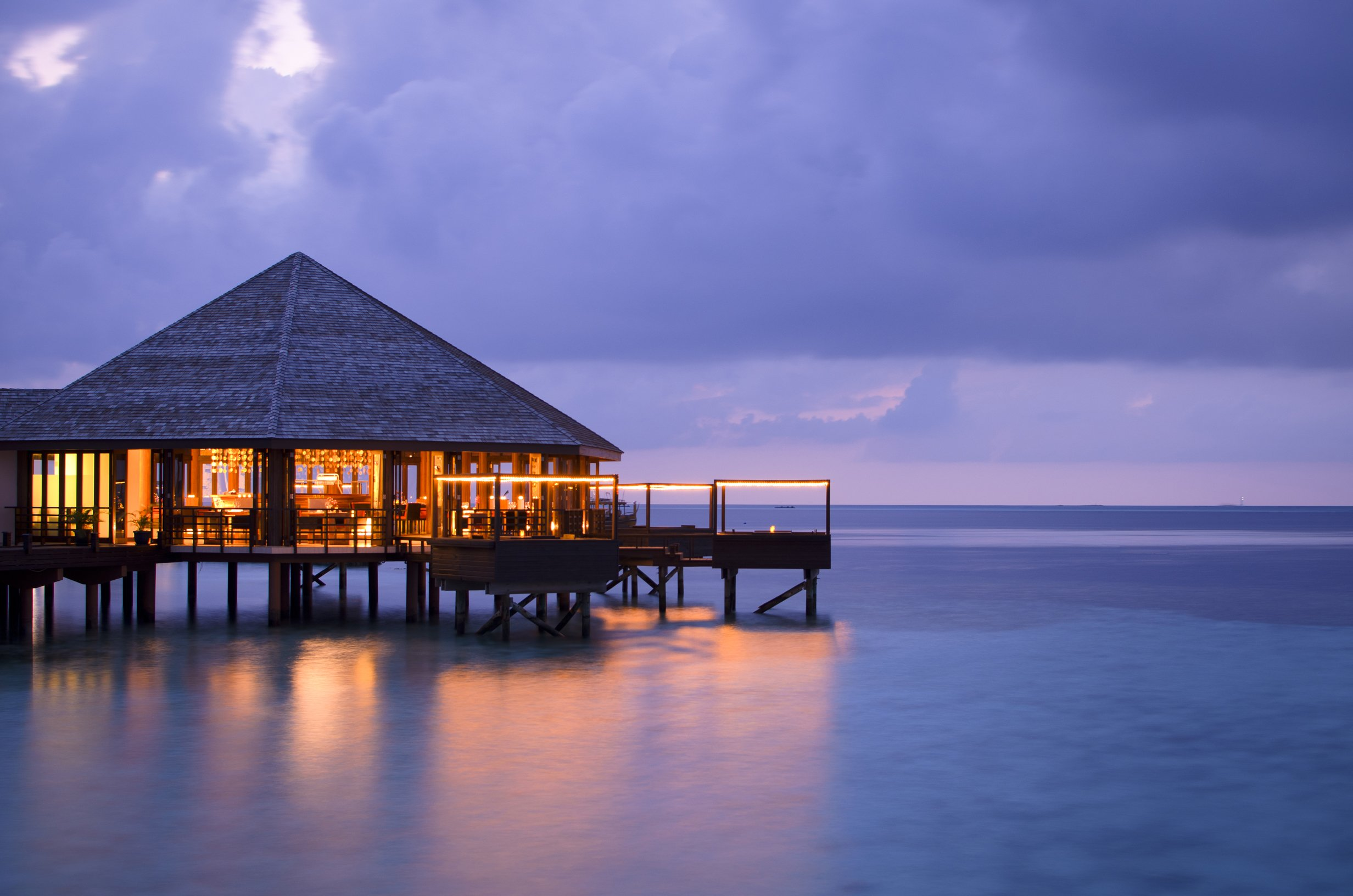 Lily Beach Fine Dining Maldives