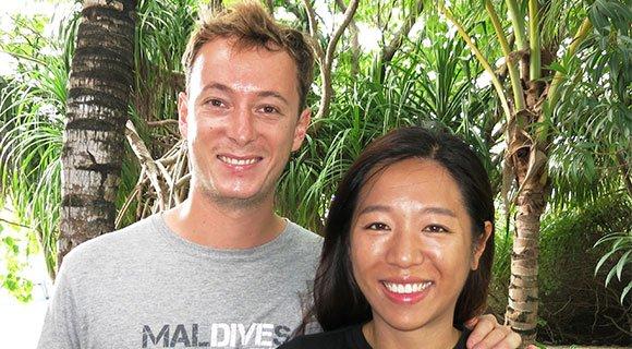 Maldives instructors