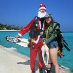 Prodivers Kuredu Christmas Treasure Hunt