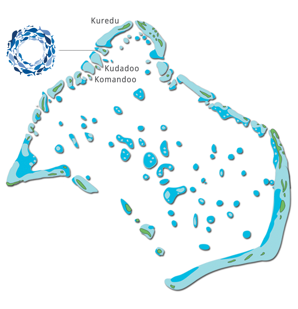 Lhaviyani Atoll Map Hurawalhi Location