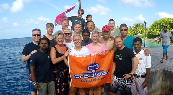 Lily Beach Maldives repeat guests