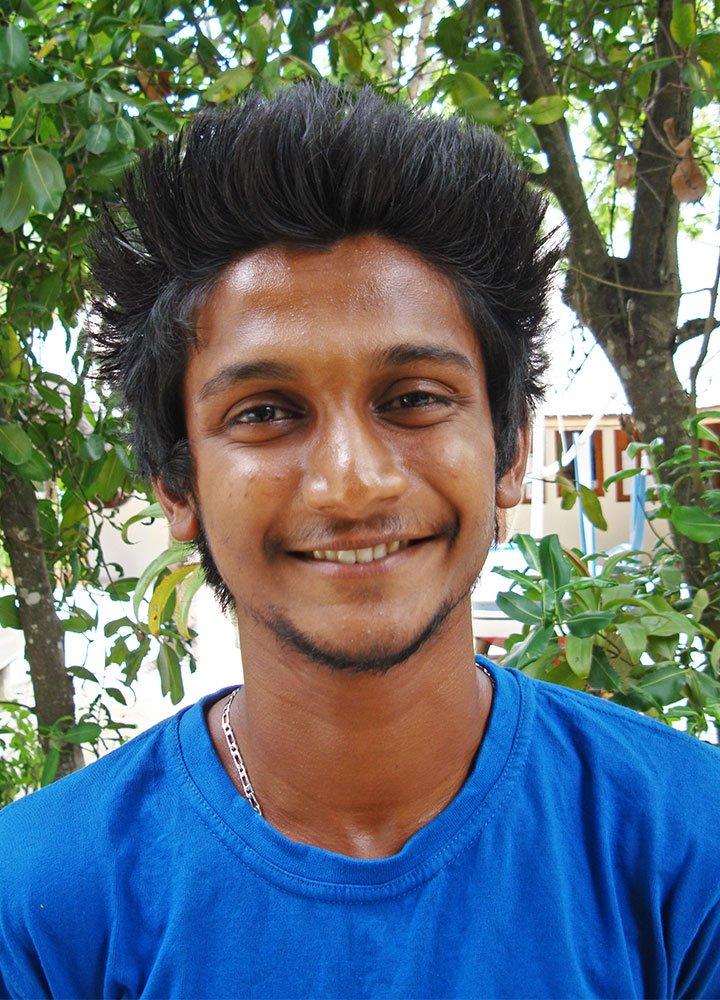 Mishaah Kuredu Prodivers Team