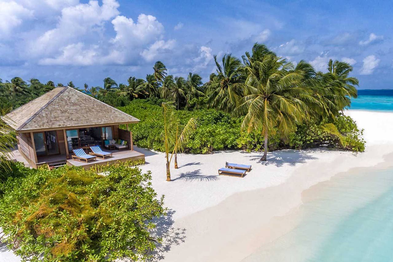 Accommodation on Hurawalhi - Dive The Maldives