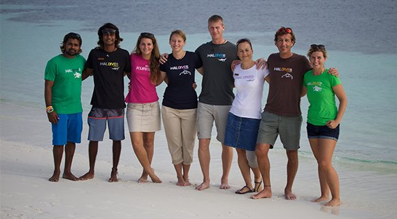 Hurawalhi Prodivers - Dive the Maldives