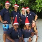 Lily Beach Prodivers Christmas