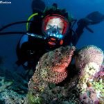 Full Face Mask Diving Kuredu Maldives