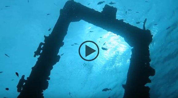 Wreck Kuredu Maldives