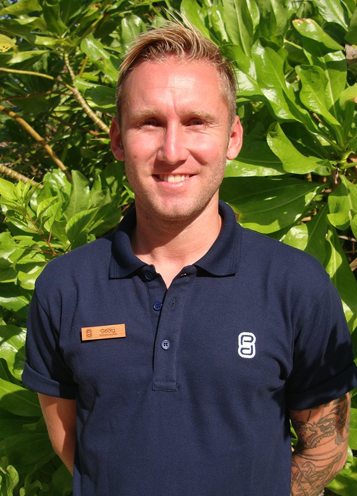 Georg Dive Instructor Maldives
