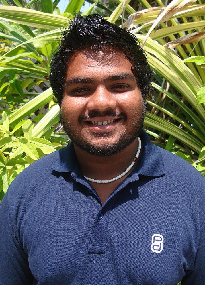 Dive Instructor Maldives
