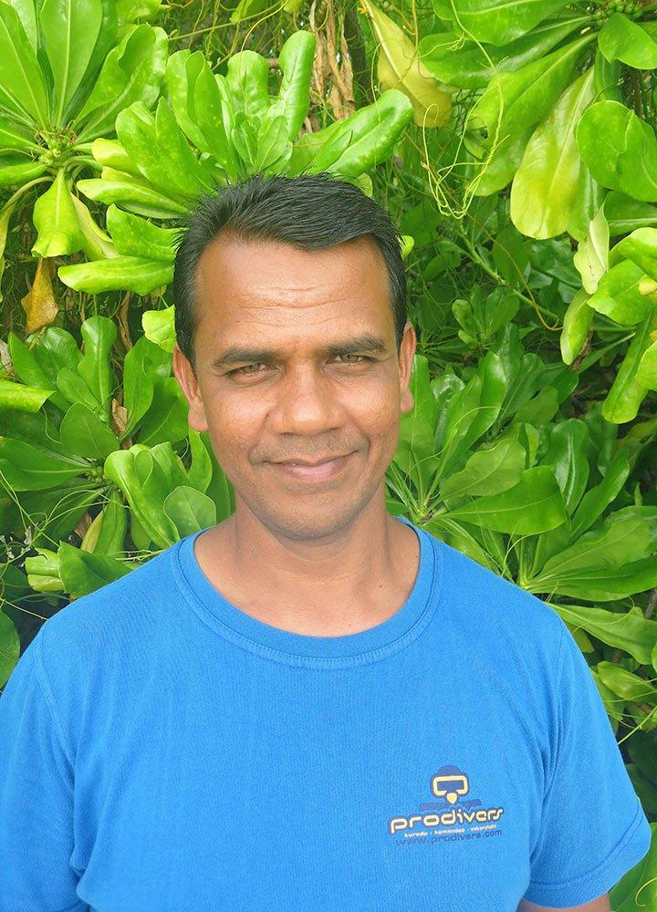 Staff Team Komandoo Maldives