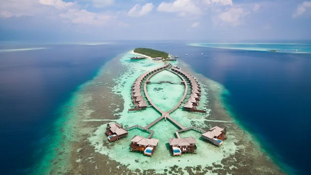 Lily Beach Scuba Diving Maldives