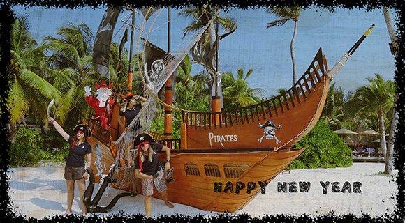 Kuredu New Year
