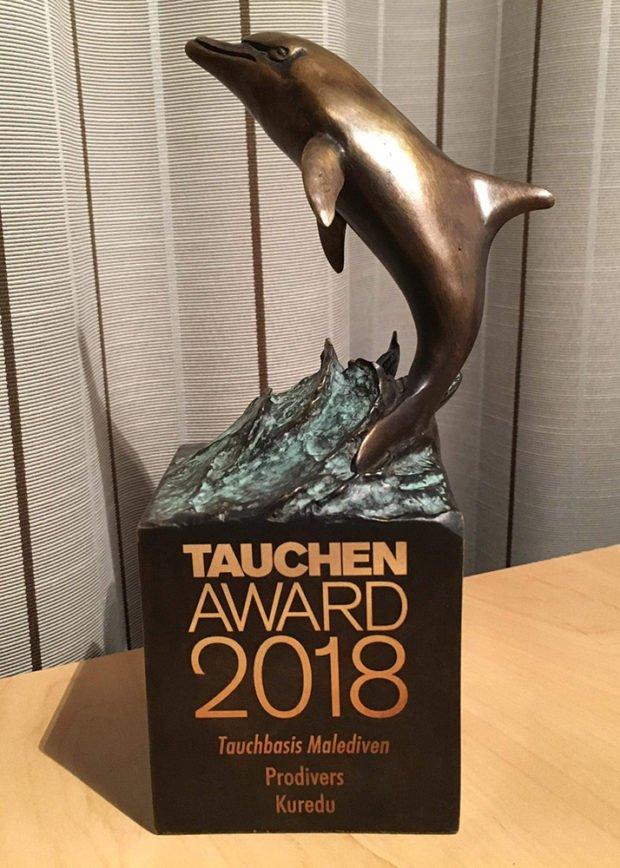 Bronze Dolphin Tauchen Award