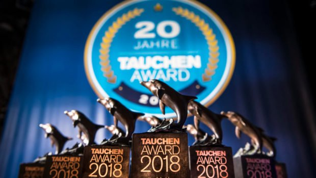 Tauchen Award 2018 Winner