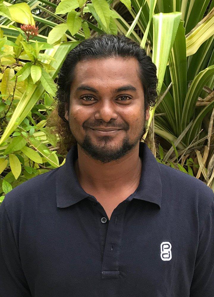Kuredu Dive Team Maldives