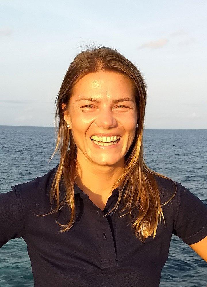 Prodivers Maldives Dive Instructor