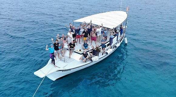 Maldives Diving Repeater Guests
