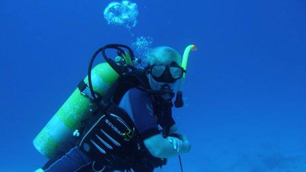 Maldives Scuba Diving guests