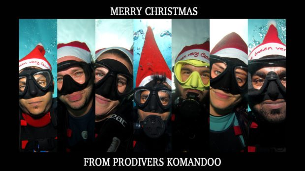 Scuba Diving Team Maldives