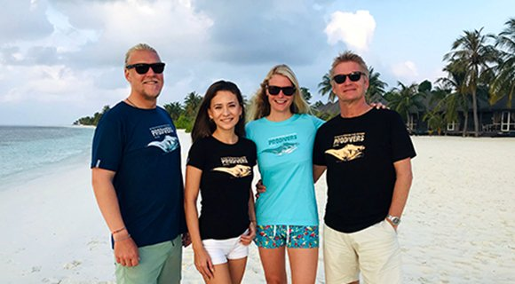Diving T-Shirts Maldives