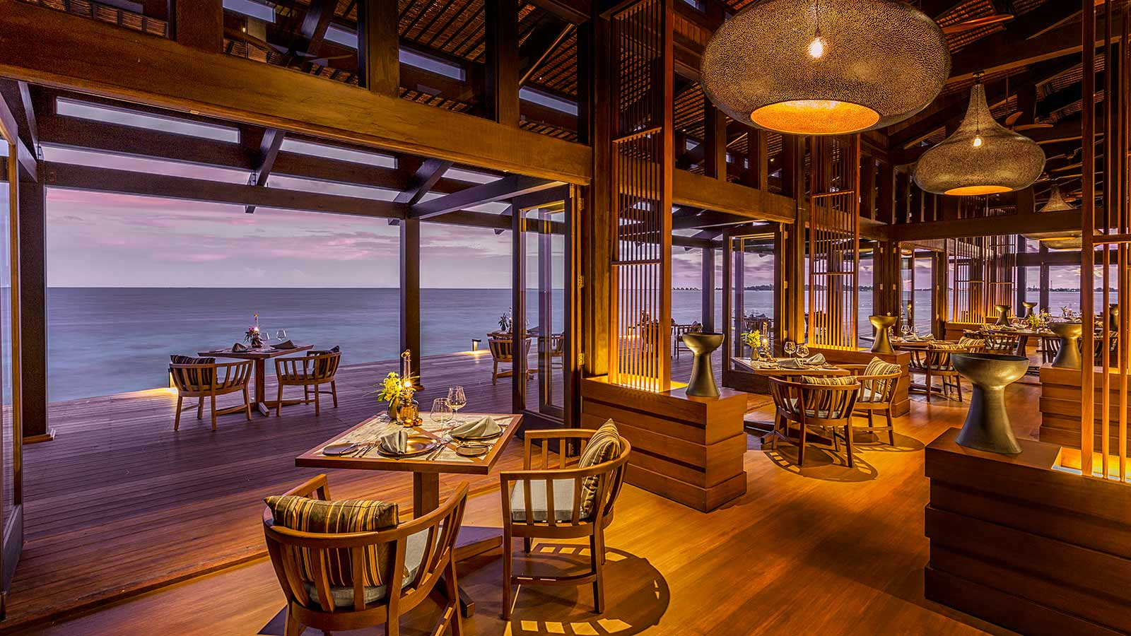 Kudadoo Maldives Luxury Dining