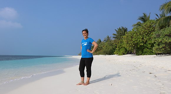Maldives Scuba Diving Instructor