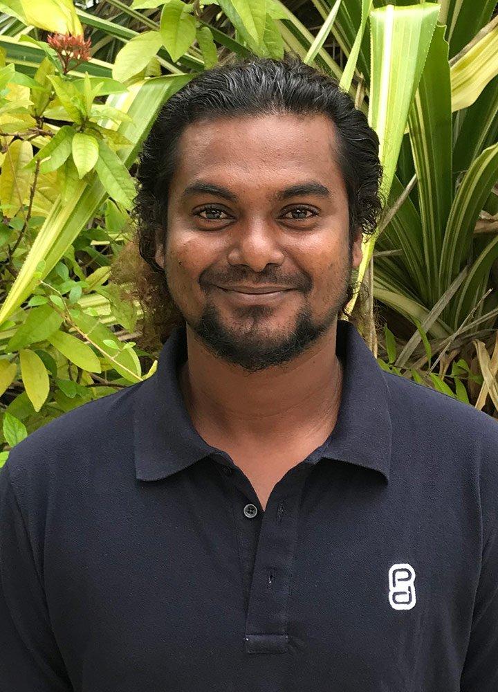 Dive Team Kuredu Maldives