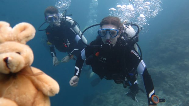 Easter Scuba Diving Maldives