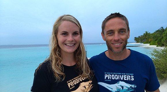 Lily Beach Maldives Team